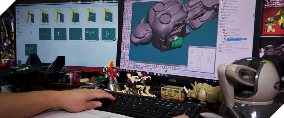 3D建模设计