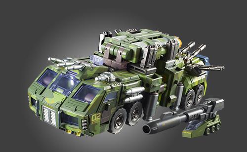 TFCTOYS02-导弹迷彩滚雷
